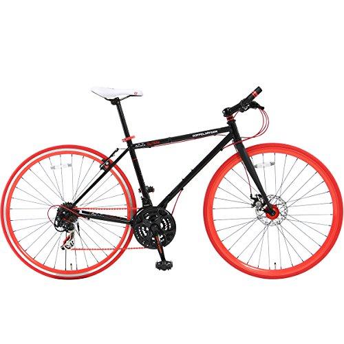 DOPPELGANGER 700x23C フォルダブルクロスバイク