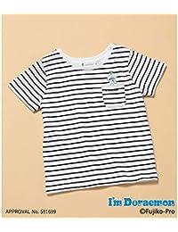 ロペピクニック(ROPE' PICNIC) 【ROPE PICNIC KIDS】【I m Doraemon】ボーダーTシャツ