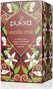 pukka(パッカ) バニラチャイ有機ハーブティー20TB