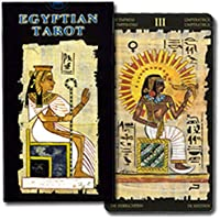 【カードに宿るエジプトの神秘】 エジプシャンタロット(日本語解説書付)