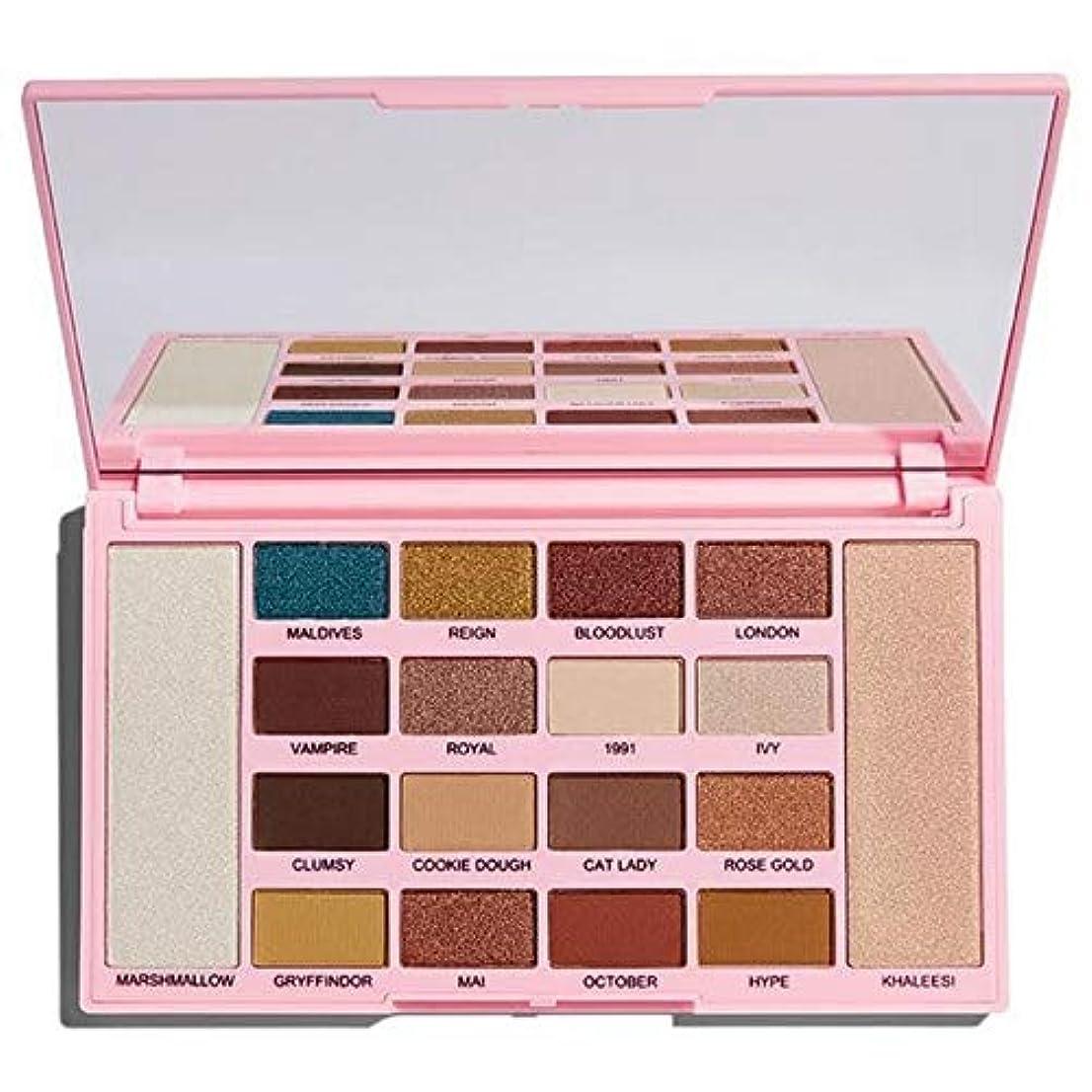 できれば処方する自宅で[Revolution ] 化粧革命のX Kisuアイシャドウパレット - Makeup Revolution x Kisu Eye Shadow Palette [並行輸入品]
