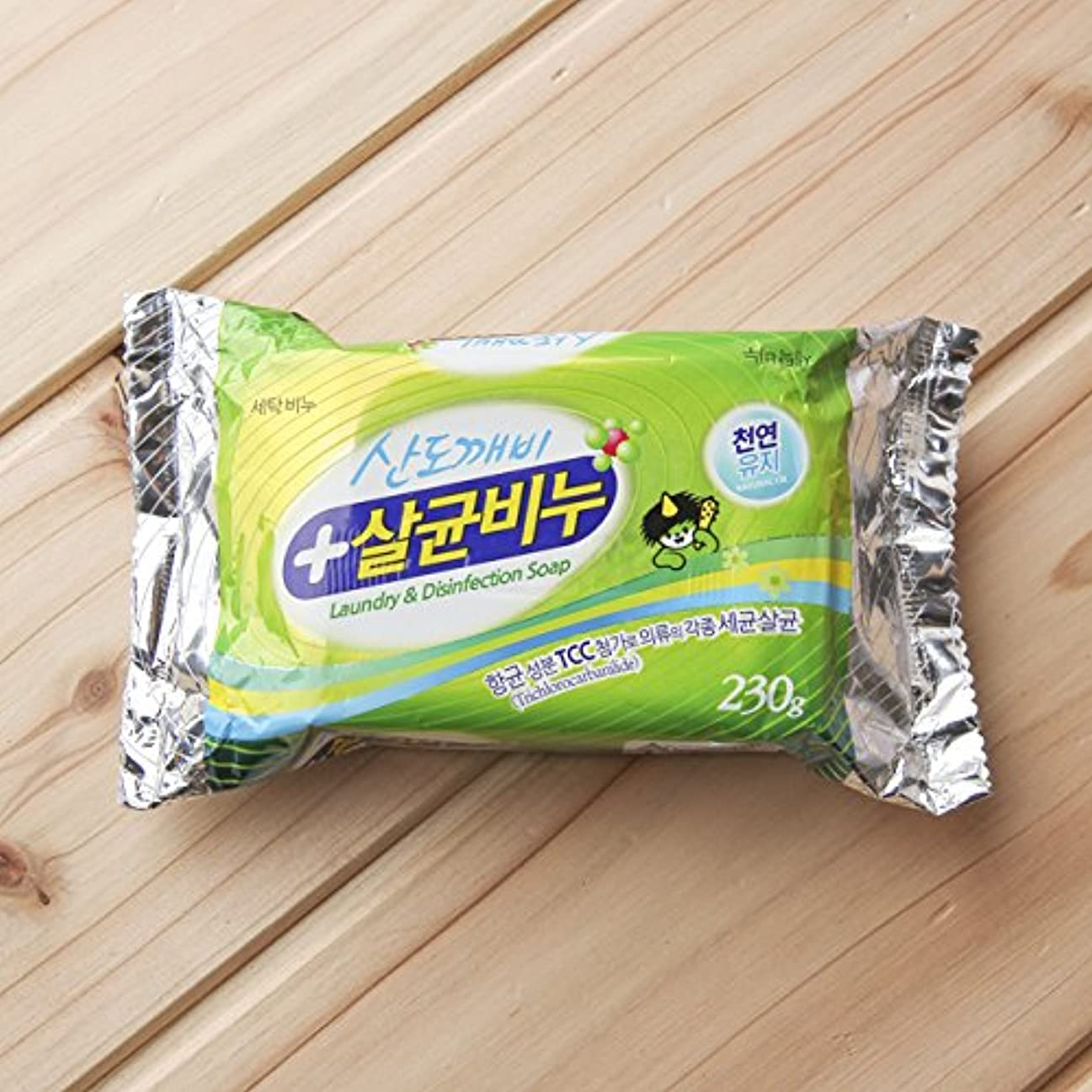 VBMDoM 滅菌石鹸(230g)ワイシャツ 下着 子供洗濯 韓国製品 x 2個 [並行輸入品]