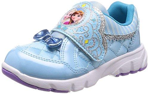 [ディズニー] 運動靴 通学履き アナと雪の女王 アナ エルサ 靴 ゆったり DN C1217