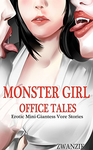 Monster Girl Office: Erotic Mini-Giantess Vore Stories (English Edition)