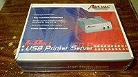 AirLink+ Networking 1-Port USB Printer Server MODEL#APSUSB1 [並行輸入品]