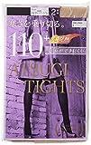 (アツギ)ATSUGI タイツ 110D アツギ タイツ (ATSUGI TIGHTS) 110デニール 〈2足組3セット〉 FP11102P 385 シェリーベージュ S~M