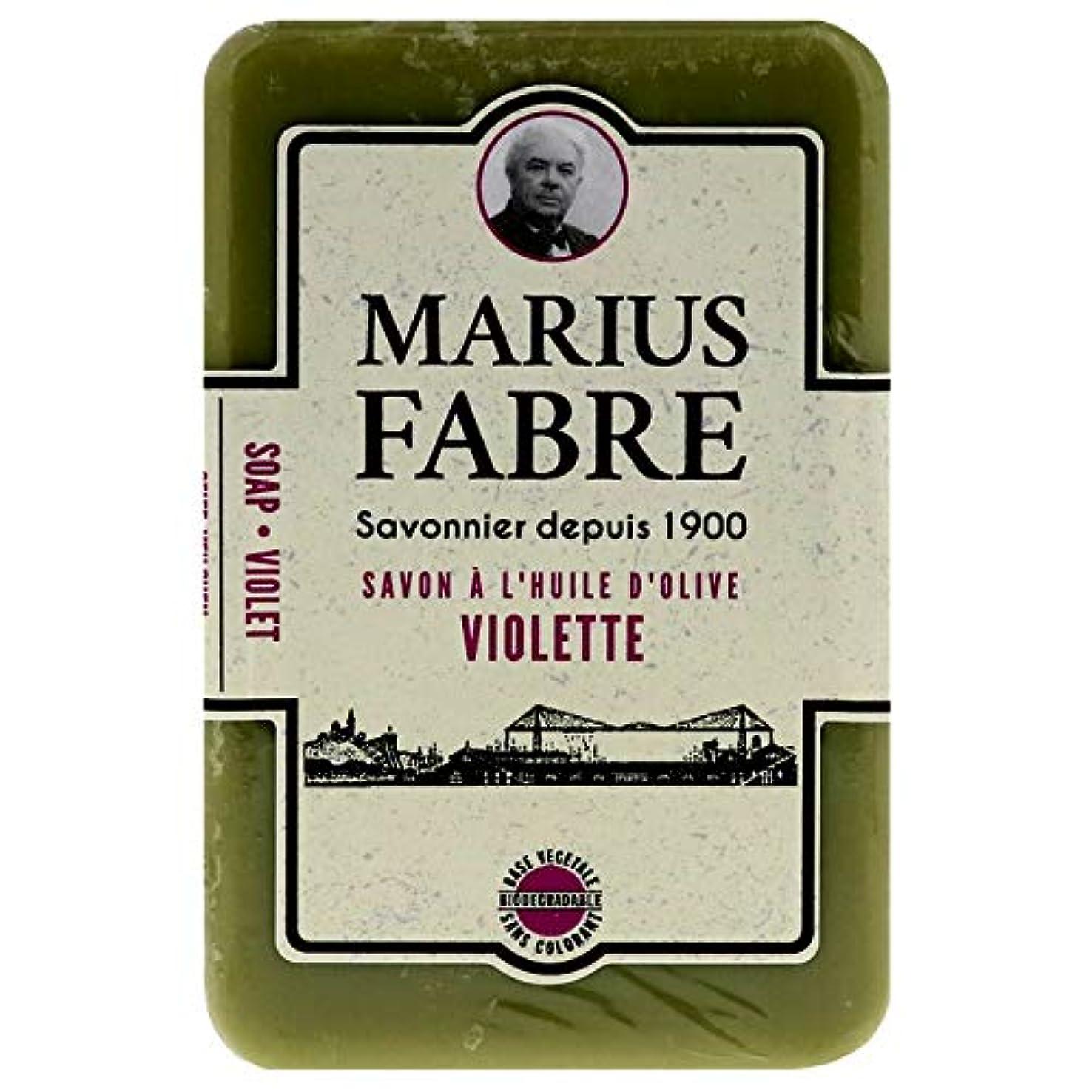 青写真無意味これらサボンドマルセイユ 1900 バイオレット 250g