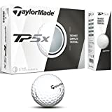 テーラーメイド ゴルフ TAYLOR MADE(テーラーメイド) ゴルフボール TP5x 2017年モデル 12個入り ホワイト B1345901