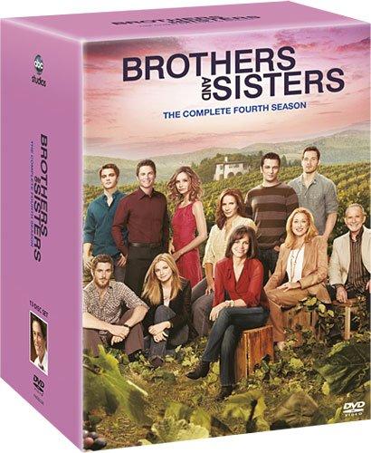 ブラザーズ&シスターズ シーズン4 COMPLETE BOX [DVD]の詳細を見る