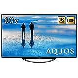 シャープ AQUOS 60V型 4K液晶テレビ 新4K衛星放送チューナー内蔵 4T-C60AN1