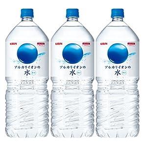 キリン アルカリイオンの水 (2L×3本)