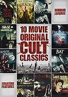 10-Film Horror Cult Classics Collection [DVD] [Import]