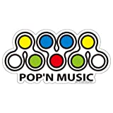 pop´n music pop´n music 耐水ステッカー