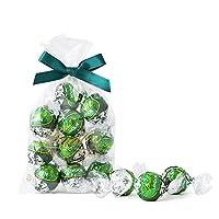 リンツ (Lindt) チョコレート リンドール ミント10個入り