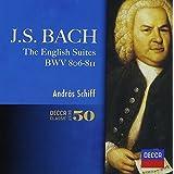 J.S.バッハ:イギリス組曲全曲 (SHM-CD)