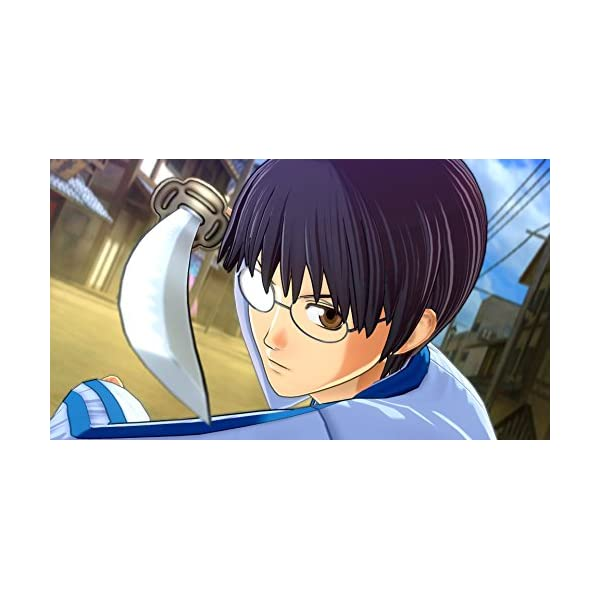 【PSVita】銀魂乱舞【早期購入特典】ゲーム...の紹介画像4