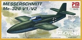 1/72 メッサーシュミット Me-328 パルスジェット戦闘機 V1/V2 [PM-223]