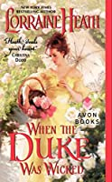 When the Duke Was Wicked (Scandalous Gentlemen of St. James)