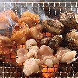 ホルモン三昧福袋 「白(塩)、赤(味噌)、黒(黒胡麻)の3種のホルモン焼き 」 焼肉 バーベキューに(ギフトに、贈り物に)