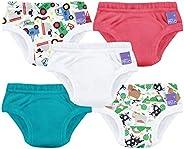 Bambino Mio, Potty Training Pants, Farmer Friends, 18-24 Months, 5 Pack