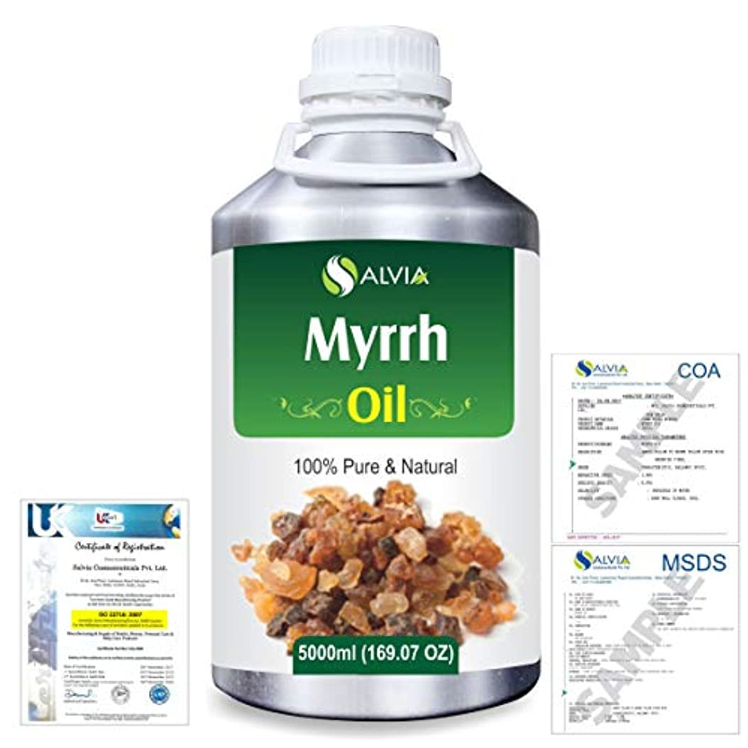 空洞何故なの先祖Myrrh (commiphora myrrh) 100% Natural Pure Essential Oil 5000ml/169fl.oz.