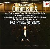 ストラヴィンスキー:オペラ=オラトリオ「エディプス王」 画像