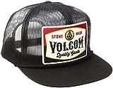(ボルコム)VOLCOM 5パネル スナップバック メッシュ キャップ (サイズ調整可能) 帽子 【 D5511702 / Patch Panel Cap 】 D5511702 BLK BLK_ブラック O/S