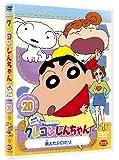 クレヨンしんちゃん TV版傑作選 第5期シリーズ 20 消えたシロだゾ [DVD]