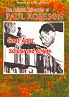 Cultural Philosophy of Paul Robeson: Great Artist [DVD]