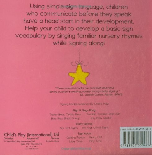 『Twinkle, Twinkle, Little Star (Sign and Singalong)』の1枚目の画像