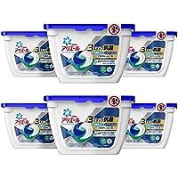 【ケース販売】アリエール 洗濯洗剤 ジェルボール パワージェルボール 3D 本体 18個×6