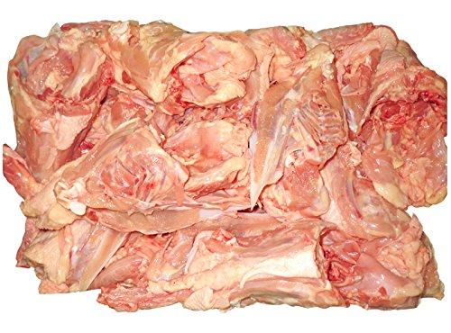 業務用 国産若鶏 鶏ガラ 10キロ ※1Kあたり160円:胴がら