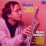 モーツァルト:オーボエ四重奏曲、オーボエ五重奏曲、他