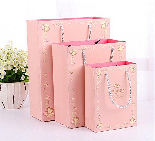 Litle Princessギフトバッグ 紙袋 大きいサイズ...