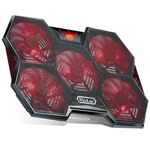 RooLee® ノートパソコン 冷却パッド 冷却台 ノートP...