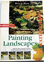 Painting Landscapes in Watercolors (Easy Painting and Drawing)