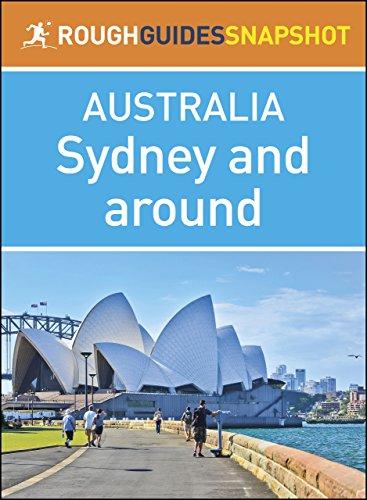 Rough Guides Snapshots Australia: Sydney and around