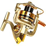 Sanwooden 10BB Ball Bearing Right Handed Fishing Spinning Reel for Saltwater Freshwater
