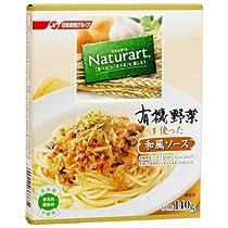 ナチュラート 有機野菜を使った和風ソース 140g