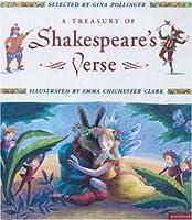 A Treasury of Shakespeare's Verses