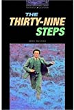 The Thirty-Nine Steps: Level 4 (Oxford Bookworms Library  Thriller & Adventure)