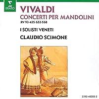 Mandolin Concerti