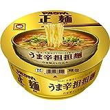 マルちゃん マルちゃん正麺 カップ うま辛担担麺 120g