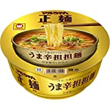 マルちゃん マルちゃん正麺 カップ うま辛担担麺 120g×12個