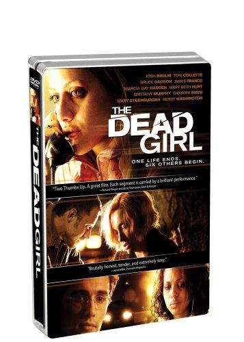 Dead Girl - Steelbook Packaging