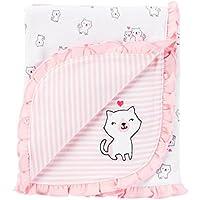 Carter 's新生児Receiving Blanket – ピンク