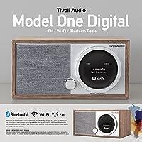 Tivoli Audio チボリオーディオ Model One Digital モデルワンデジタル (ウォルナット/グレイ)