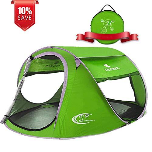 テント サンシェード ポップアップテント 2-3人用 UVカット ワンタッチ 撥水 自動設置 キャンペーン 軽量 登山 海水浴・キャンプ・アウトドア …
