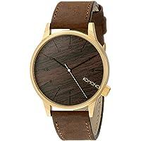 [コモノ] KOMONO 腕時計 [ウィンストン] WINSTON - GOLD WOOD