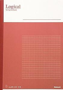ナカバヤシ ノーB501Aー5P スイング・ロジカルノート B5サイズA罫 5冊ハ